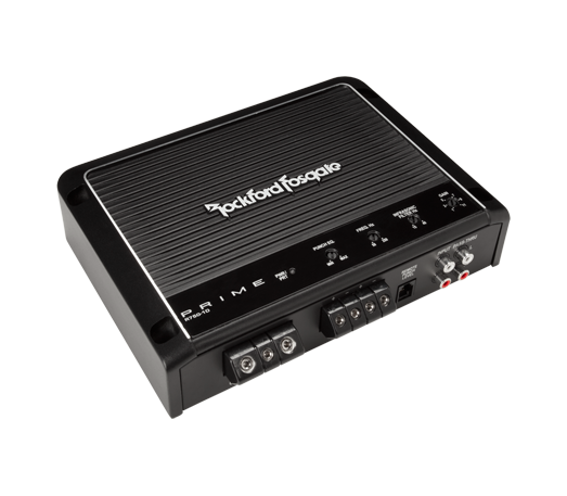 Rockford Fosgate Prime 750 Watt Class-D Mono Amplifier